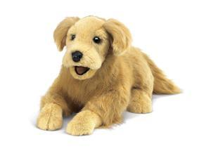 Golden Retriever Puppet