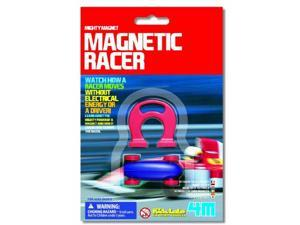 4M Kidz Labs Mighty Magnet Magnetic Racer