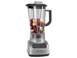 KitchenAid KSB1575MC 5-Speed Diamond Blender - Metallic Chrome