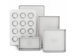 KitchenAid KB6NSS5 5-Piece Bakeware Set