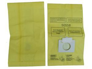 3 Kenmore Canister Type C Sears Vacuum Bags, Canister, Panasonic Vacuum Cleaners, MC-V150M,20-50558, MC-V9600 thru V9699