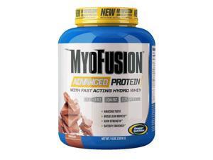 Gaspari Nutrition MyoFusion Advanced Protein Chocolate - 4 LBS