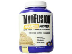 Gaspari Nutrition MyoFusion Advanced Protein Vanilla - 4 LBS