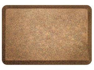 Granite Original Smooth Mat Color: Granite Copper, Rug Size: 2' x 3'