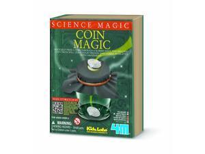 4M Science Coin Magic