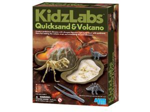 4M KidzLabs Quicksand and Volcano Science Kit