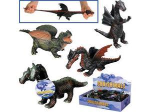 Dragon Squishimals (4-Pack)