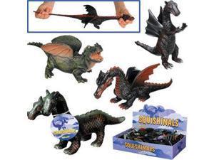 Dragon Squishimals (4-Pack)
