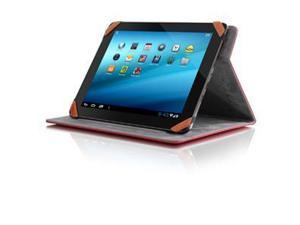"Universal 10"" Tablet Case Red"