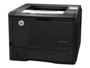 HP LaserJet Pro 400 M401n - printer - monochrome - laser
