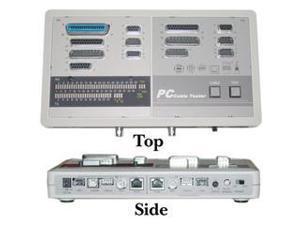 PC Cable Tester (BNC, DB15, DB9, DB25, RJ45, USB, IEEE-1394)