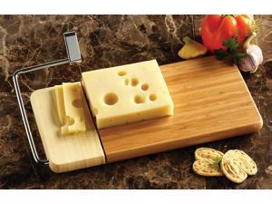 Prodyne Cheese Slicer Dark Light Bamboo - 126B