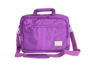 """PC Treasures 09121 ToteIt Delux Case 15"""" Purple"""