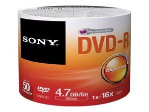 Sony 50DMR47SB - DVD-R x 50 - 4.7 GB