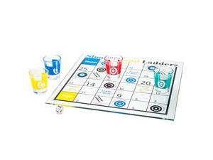 Trademark  Shooters & Ladders Drinking Game Set