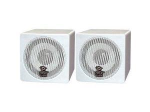 Pyle PylePro PCB3WTSpeaker - White