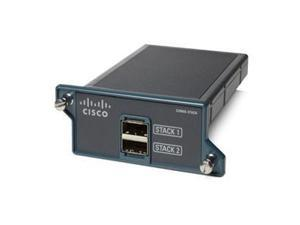 Cisco FlexStack-Plus Hot-Swappable Stacking Module - for Stacking Optional for Cat2960-x