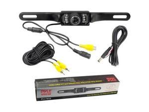 Pyle License Plate Mount Rear View Camera with Night Vision