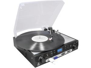 PYLE PLTTB9U USB Turntable with Direct-to-Digital USB/SD(TM) Card Encoder