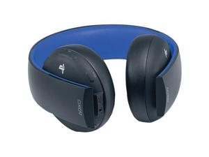 SONY 10029 PlayStation(R)4/PlayStation(R)3/PlayStation(R)Vita/PC Gold Wireless Stereo Headset