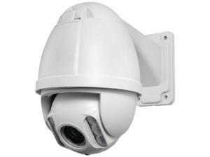 SWANN SWPRO-754CAM-US Day & Night Pan/Tilt/Zoom Dome Camera with 10X Optical Zoom
