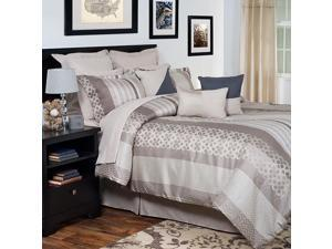 Lavish Home Gabriella 14 pc Oversized Embroidered Comforter Set King