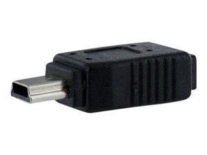 StarTech.com Micro USB to Mini USB Adapter F/M - USB adapter
