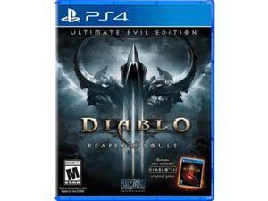 Diablo III Ultimate Evil  PS4