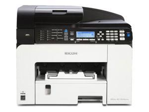 Ricoh Aficio SG 3110SFNw GELJET Wireless Multifunction Color Printer - 29ppm Print, 3600 x 1200dpi Print, 250 Sheets Paper Tray - With Print, Copy, Scan, Fax Function