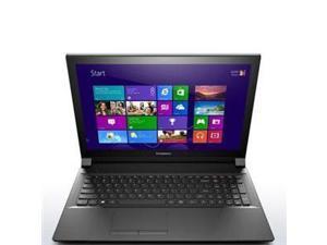"Lenovo Laptop IdeaPad B50-45 AMD E- Series E1-6010 (1.35 GHz) 4 GB Memory 320 GB HDD AMD Radeon R2 Series 15.6"" Windows 7 Professional Upgradable to Windows 8 Pro"