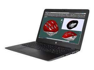 "HP ZBook 15U G3 (V1H62UT#ABA) Mobile Workstation Intel Core i7 6th Gen 6500U (2.50 GHz) 8 GB Memory 256 GB SSD AMD FirePro W4190M 15.6"" Windows 7 Professional 64-bit upgradable to Windows 10 Pro"