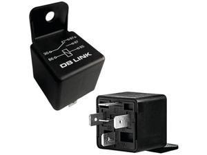 DB LINK RL100 30A/40A 5-Pin 12-Volt Automotive Relay SPDT
