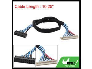 DF14-20-D8 LVDS LCD Display Cable Lines for TV DVD VCD