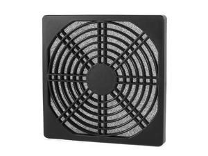 Dustproof 120x120mm Case Cooling Fan Dust Filter Mesh Cover for PC Computer