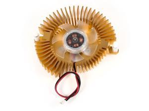8cm 80mm Sleeve Bearing VGA Graphic Video Card Heat Sink Cooling Fan Cooler