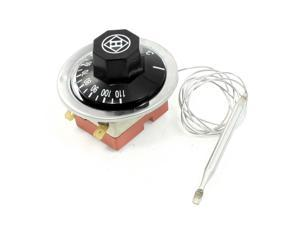 DC 250V 16A 3A 30-110 Celsius Degree Thermostat Temperature Controller Switch