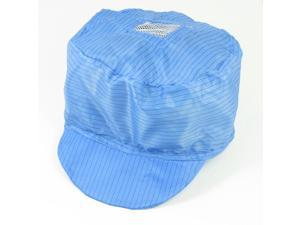 Blue Excellent Staff Properties Anti-static Hat Cap