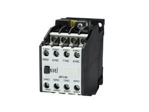 JZC1-53 5NO 3NC 110V/50Hz 127V/60Hz Coil Auxiliary Contactor Relay