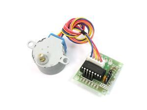 MCU DIY 4 Phase 5 Wires Stepper Motor 5V with UL2003 Driver Board