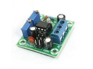 Square Wave Signal Generator NE555 Pulse Module w LED Indicator 5-15V