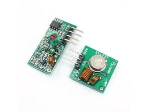 433Mhz RF Wireless Transmitter Receiver Module Link Kit for ARM/MCU