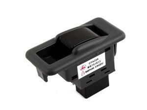 Car Black Plastic 5 Pins Power Window Switch Repair Accessory for Mitsubishi
