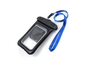 Waterproof Pouch Bag + Wriststrap + Earphone for iPhone 4 4G