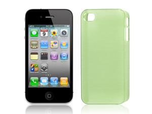 Hard Protective Back Case Cover Shell Guard Light Green for iPhone 4 4S 4th Gen