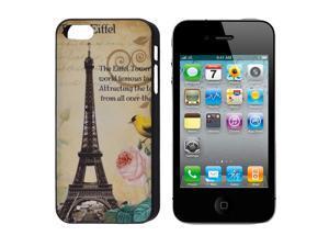 London Big Ben Retro Style Hard IMD Back Case Cover for Apple iPhone 5 5Gen