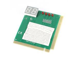 PC 2Digit PCI ISA Motherboard Test Analyzer Diagnostic Debug POST Card