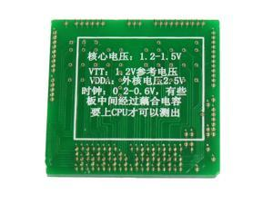 41mm x 41mm Maintenance Testing AMD 939 CPU Fake Loading Board