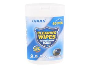 50pcs Laptop Monitor LCD TV Screen Cleaning Wet Wipes