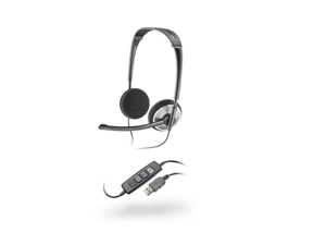 Plantronics Audio 478 Stereo USB Headset (Audio 478)