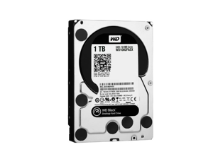 "Western Digital WD1002FAEX Caviar Black 1 TB SATA III 7200 RPM 64 MB Cache Internal Desktop 3.5"" Hard Drive"